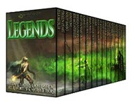 Legends by Cherime MacFarlane