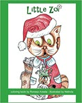 Little Zoi coloring book by Ronesa Aveela