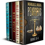 Pearseus Bundle by Nicholas Rossis