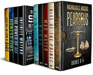 The Complete Bundle of Pearseus & Exciting Destiniesby Nicholas Rossis