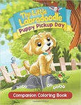 Puppy Pickup Day - Companion Coloring Book vy April Cox
